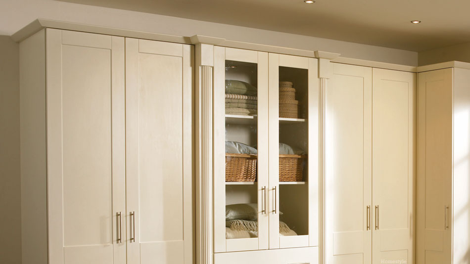 Accessories And Extras To Match New Wardrobe Doors