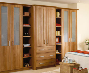 Bedroom Wardrobe Door Range By Homestyle